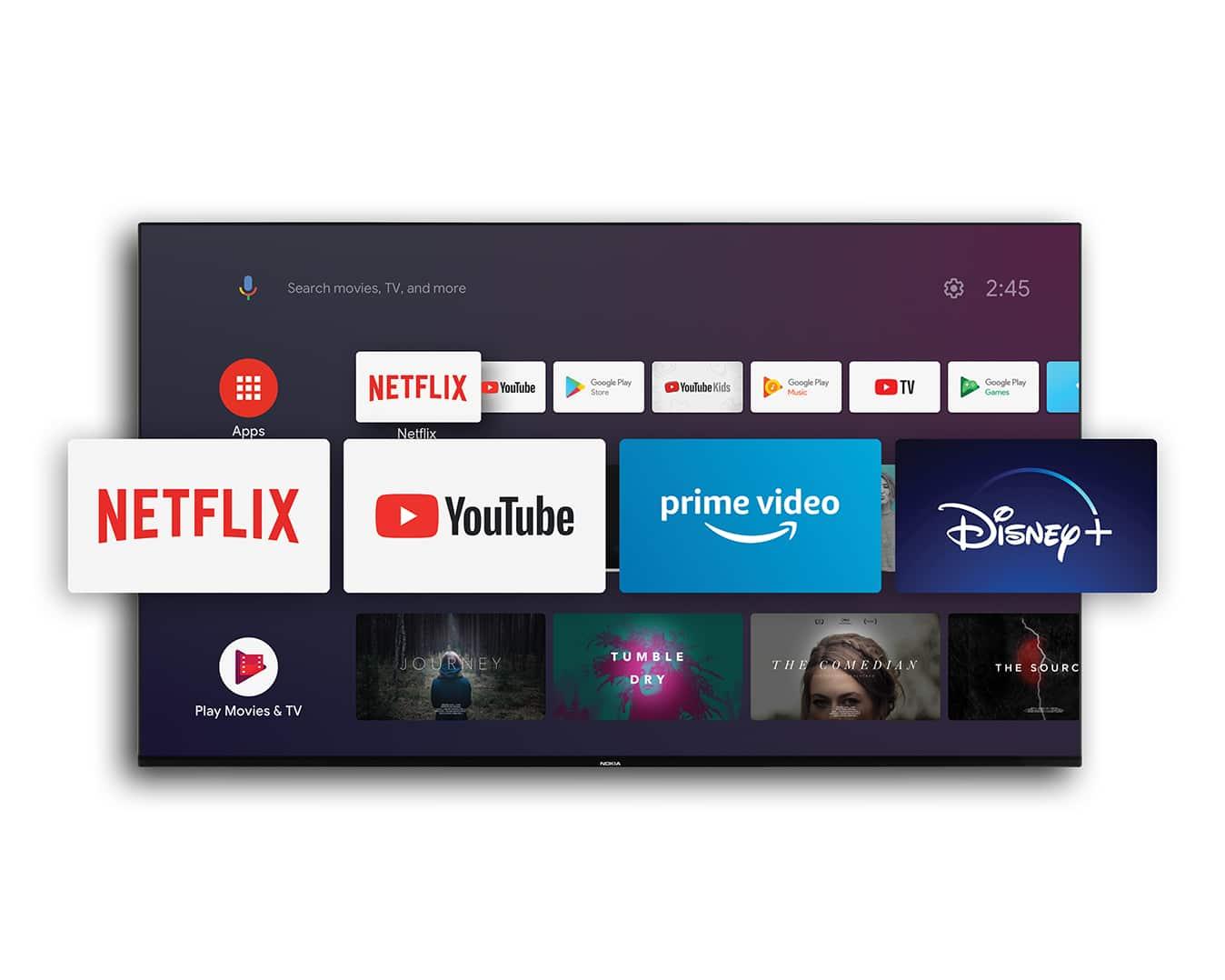 Arrivano in Italia le Smart tv Nokia e i dispositivi per lo streaming StreamView thumbnail