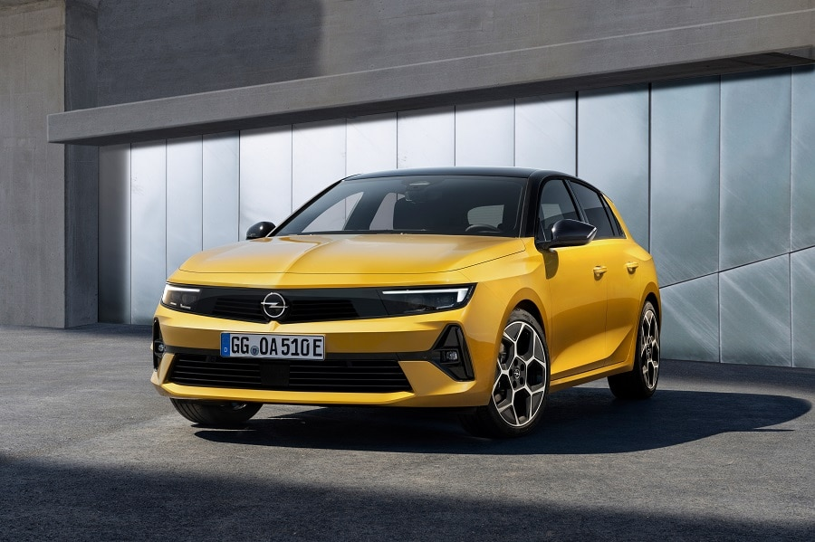 Opel-Astra-2021-frontale