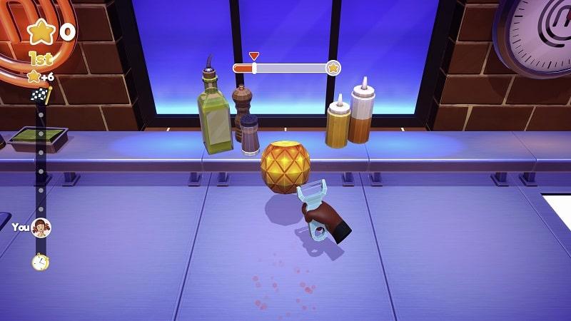 Peeling pineapple apple arcade nuovi giochi masterchef-min
