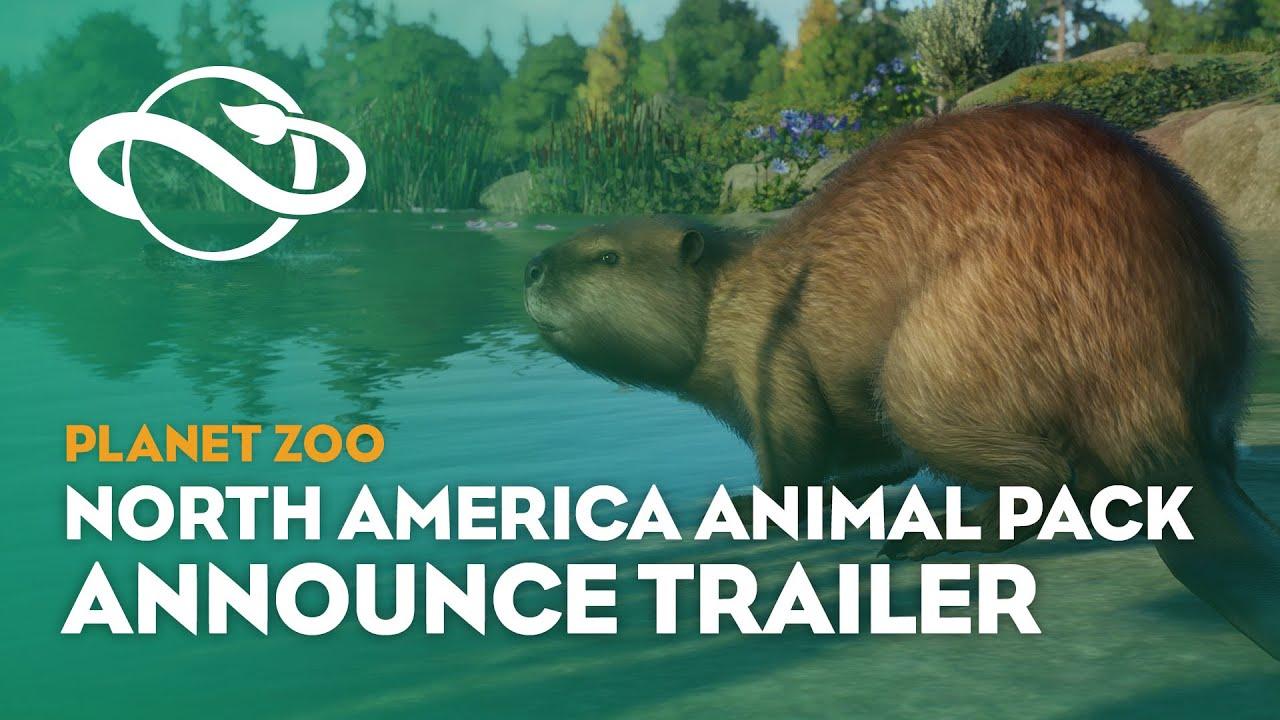 Planet Zoo fa un viaggio on the road con il nuovo North America Animal Pack thumbnail