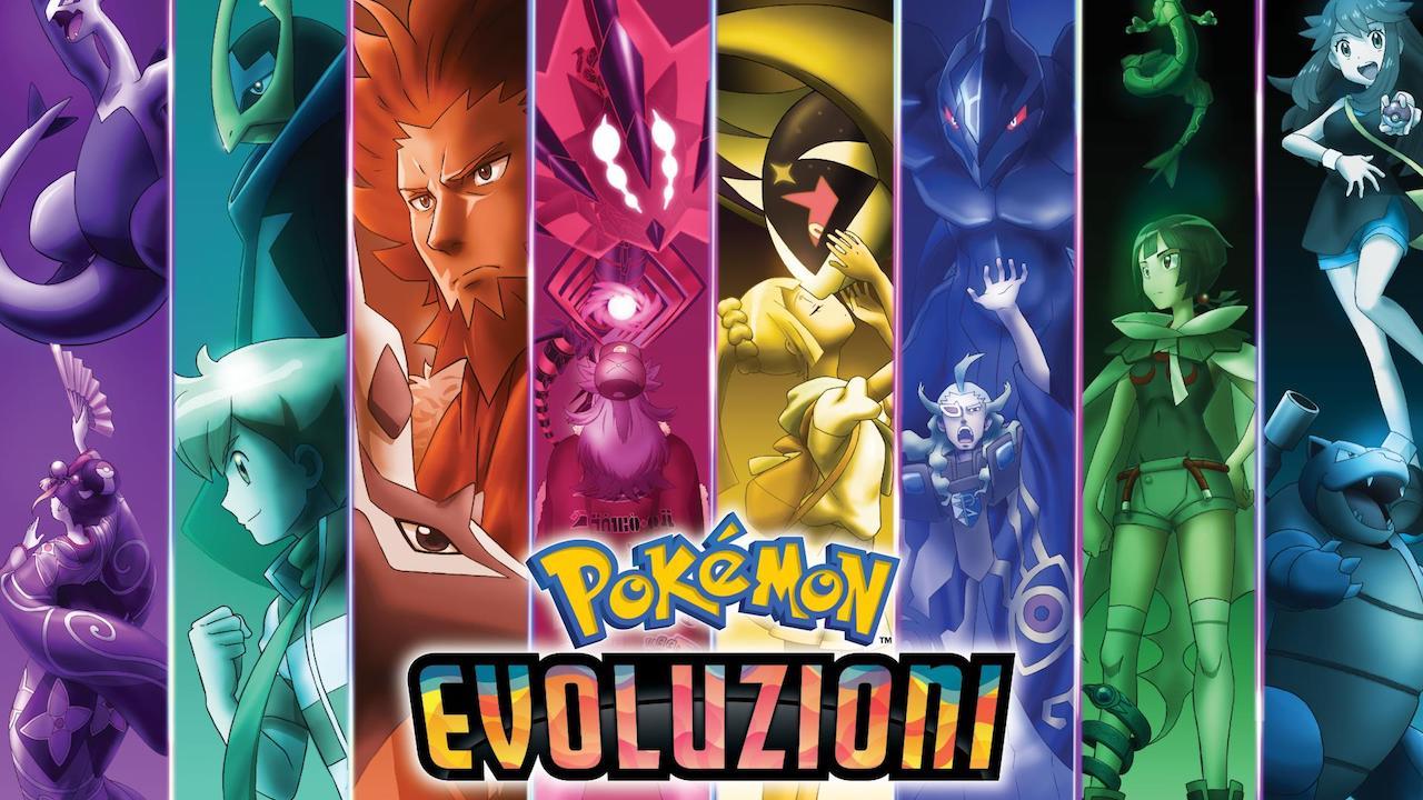 "Arriva la serie animata ""Evoluzioni Pokémon"" thumbnail"