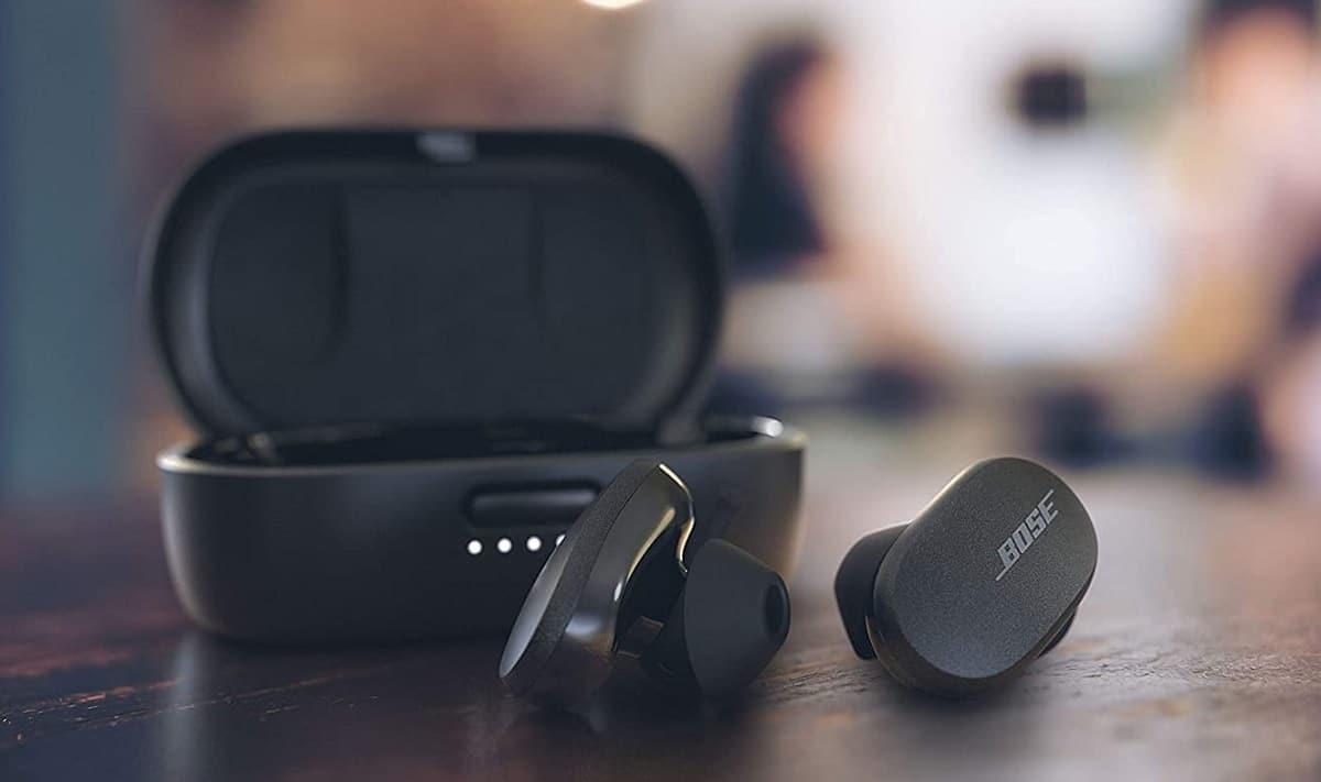Bose rilascia un aggiornamento software per gli auricolari QuietComfort thumbnail