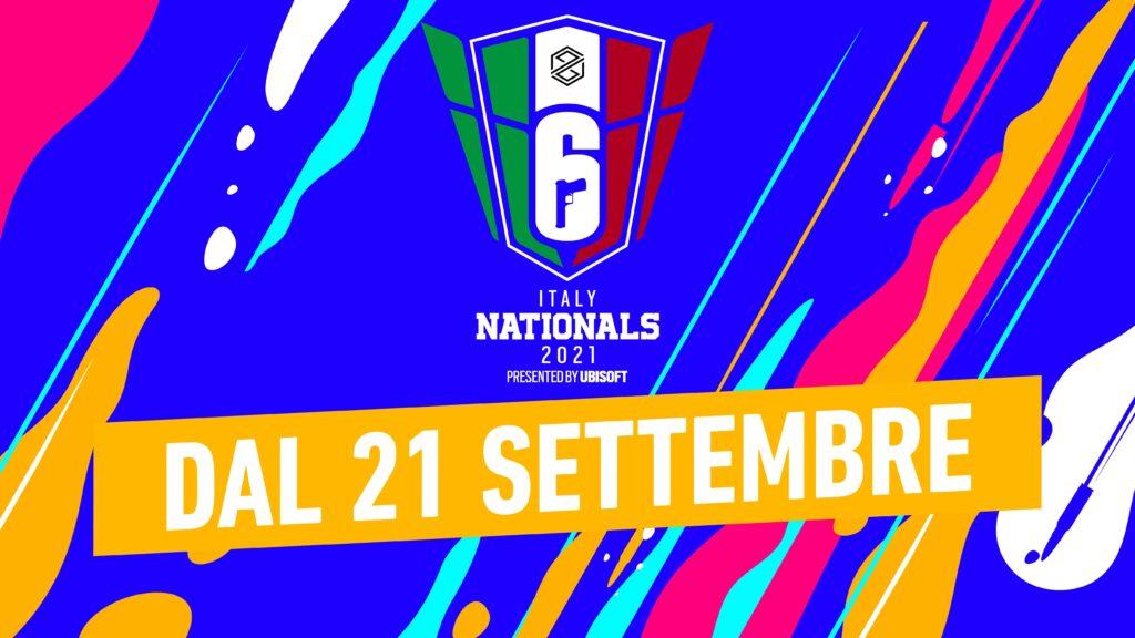 Rainbow Six Siege PG Nationals 2021