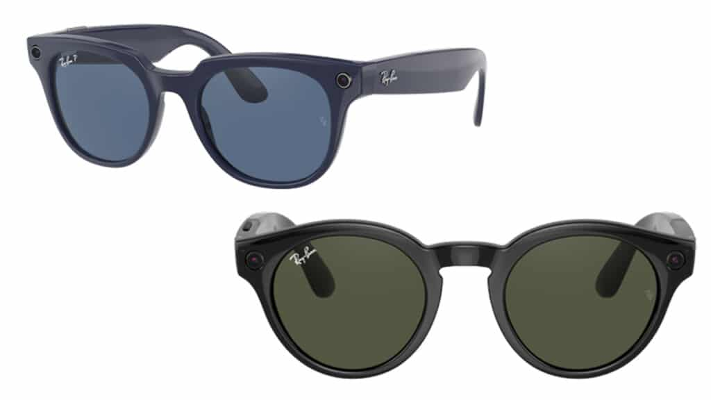 Ray-Ban Stories occhiali smart Facebook 1