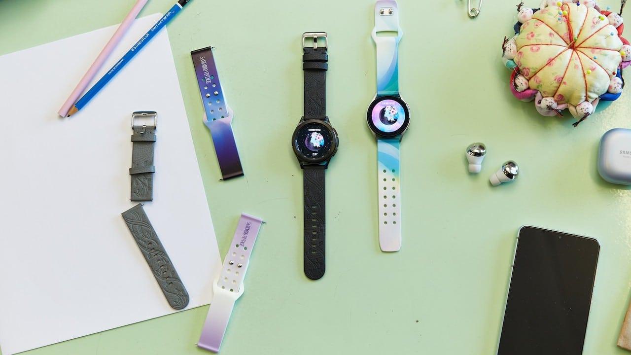 Samsung lancia cinturini eco-friendly per il Galaxy Watch 4 thumbnail