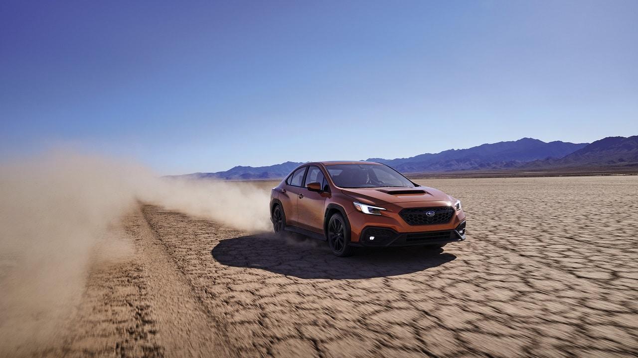 Subaru WRX: ritorna a sorpresa con 275 CV, ma forse non in Europa thumbnail