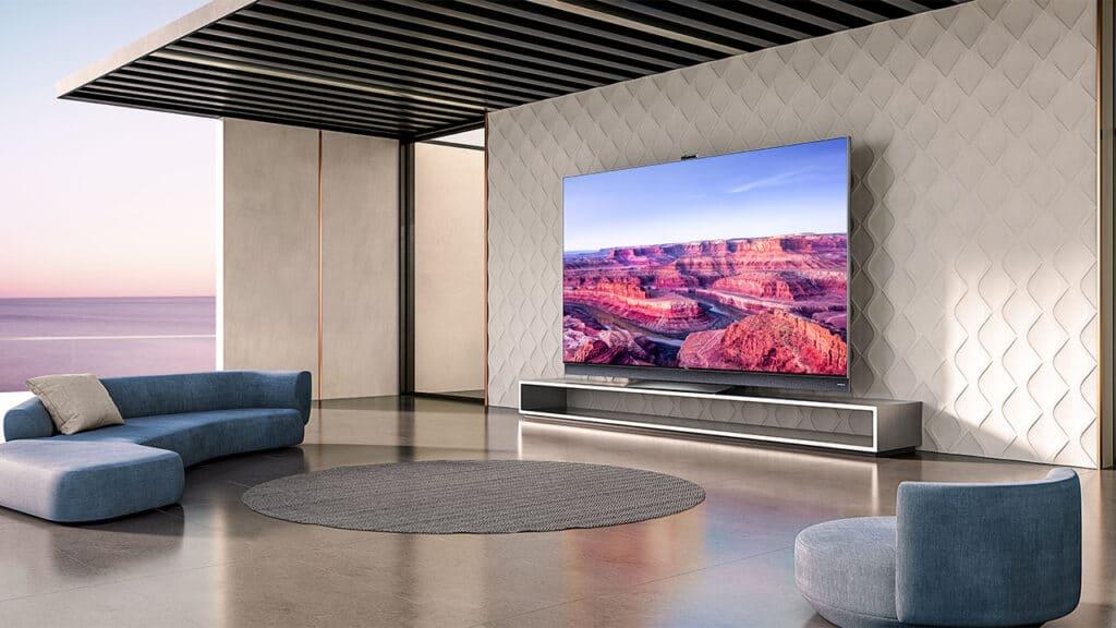 TCL TV Mini LED X92