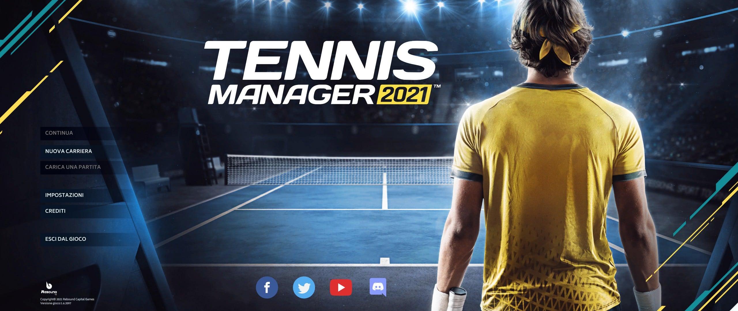 La recensione di Tennis Manager 2021: rimane ancora un anatroccolo thumbnail