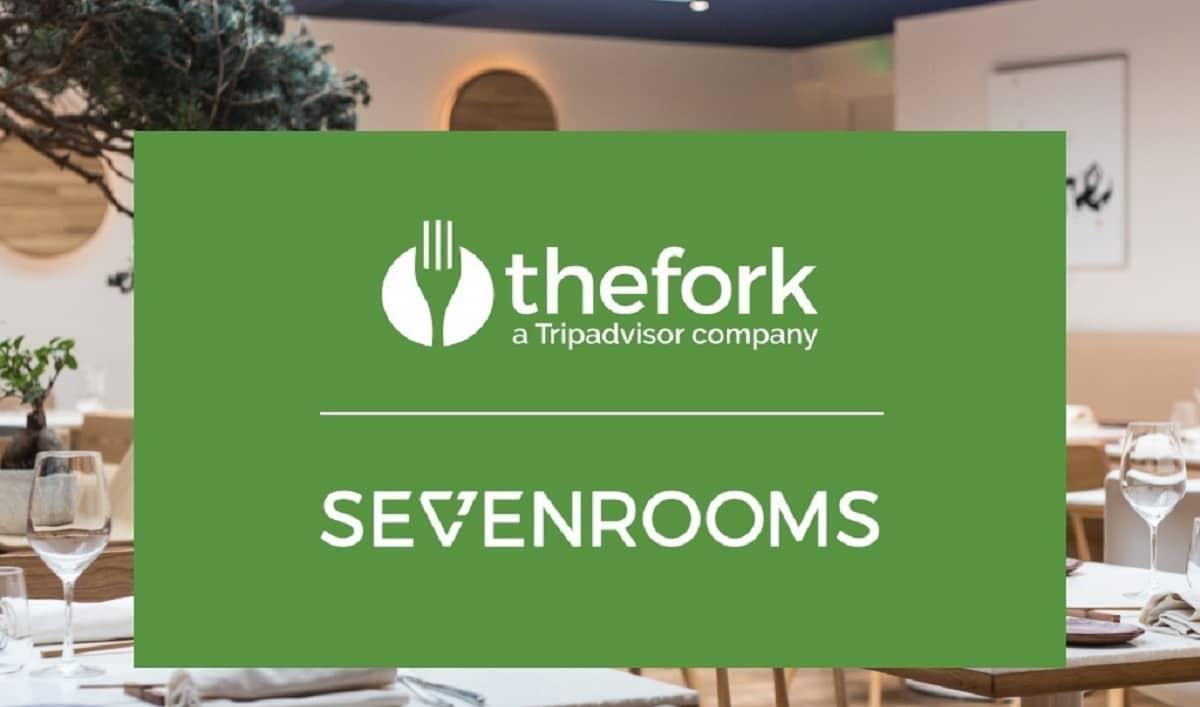 TheFork e SevenRooms danno il via ad una partnership strategica thumbnail