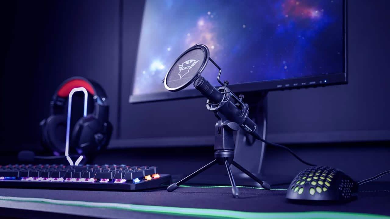 La recensione del microfono da streaming Trust GXT 241 Velica thumbnail