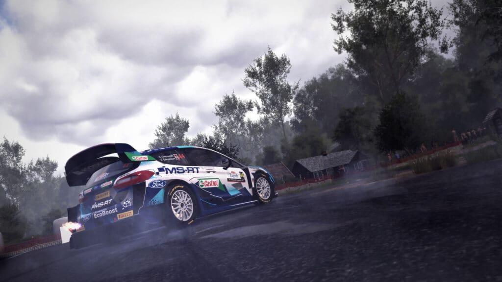 WRC 10 FIA