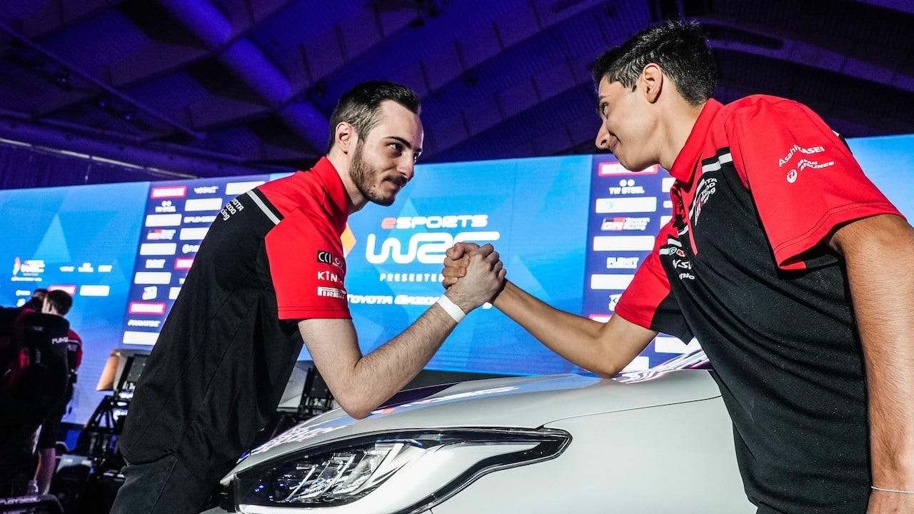 Nexl vince il WRC 2021 eSports thumbnail
