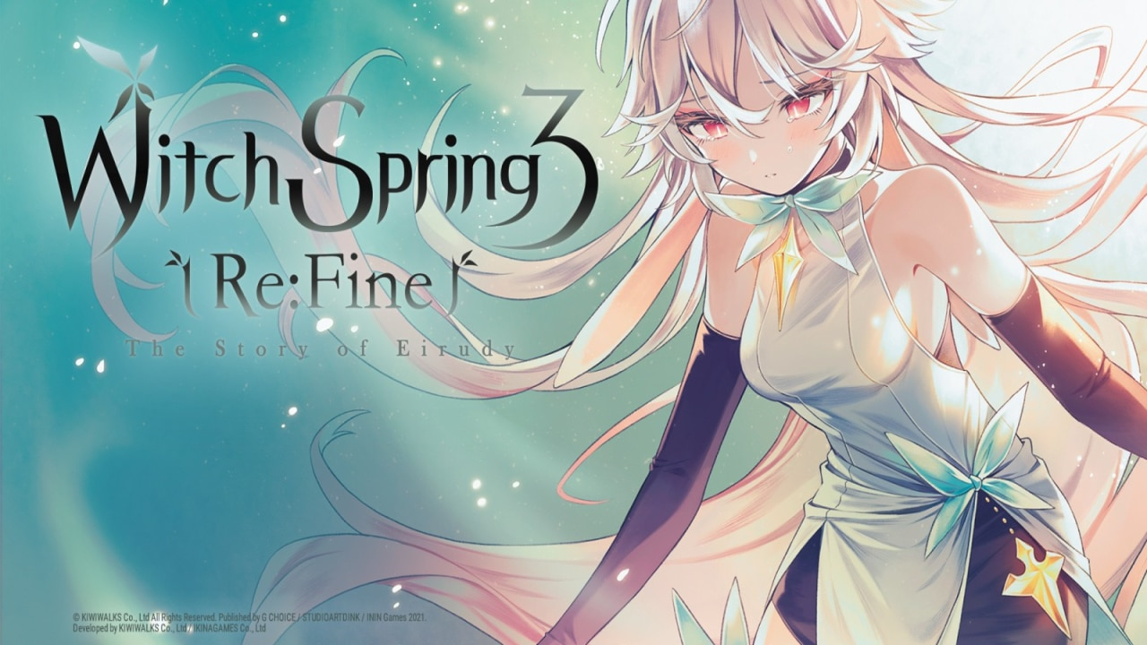WitchSpring3 [Re:Fine] - The Story of Eirudy - La recensione thumbnail