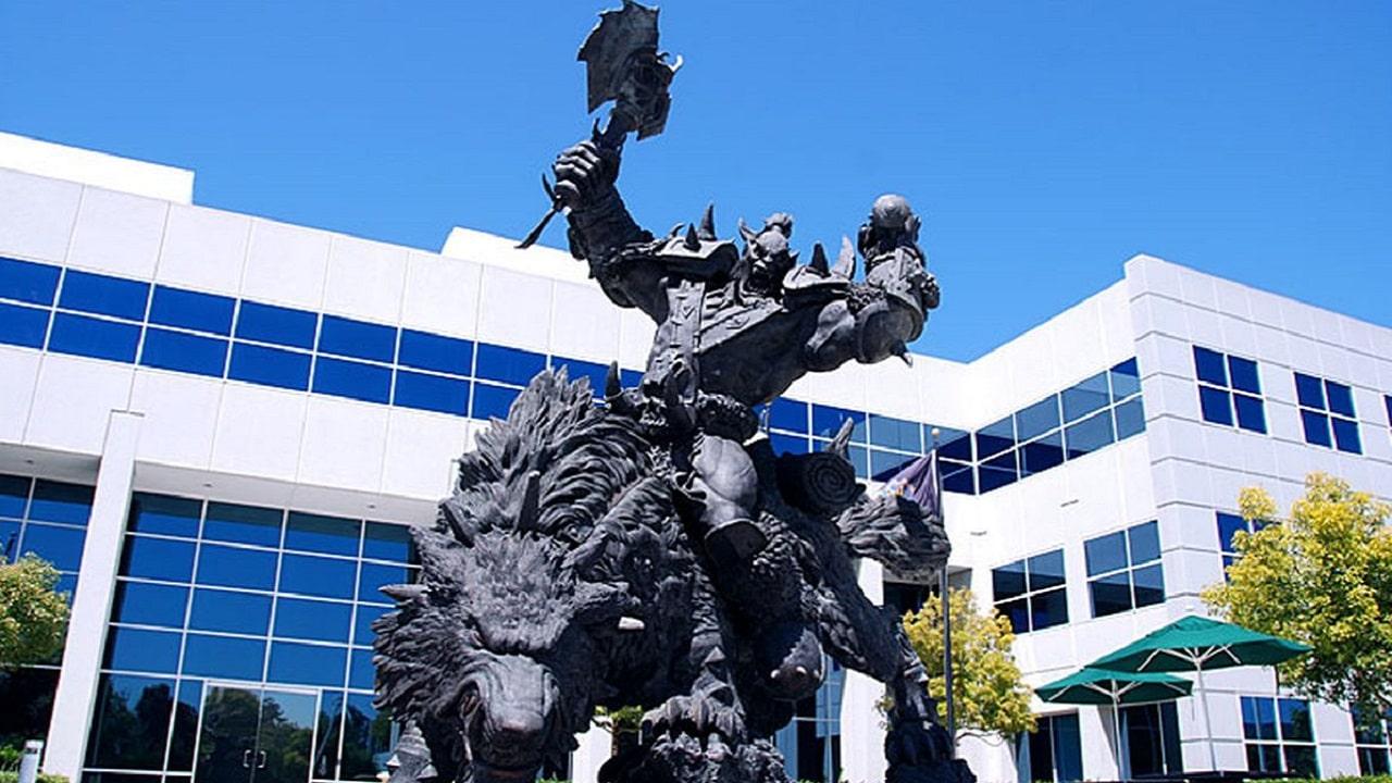 Activision Blizzard di nuovo sotto inchiesta thumbnail