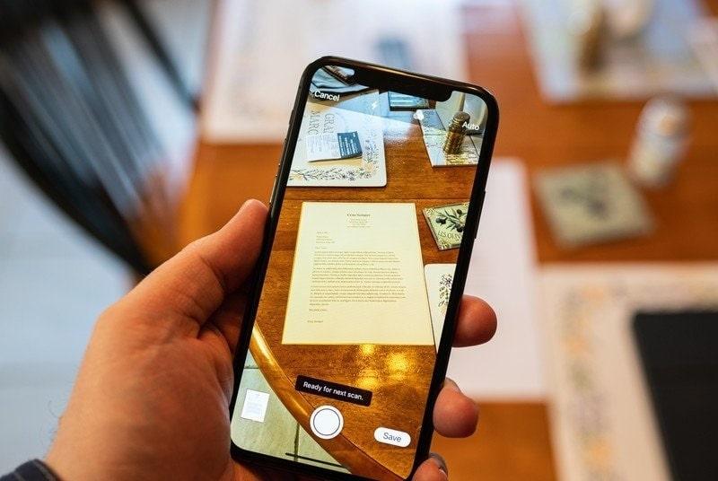 app per la scuola studenti scannerizzare documenti-min