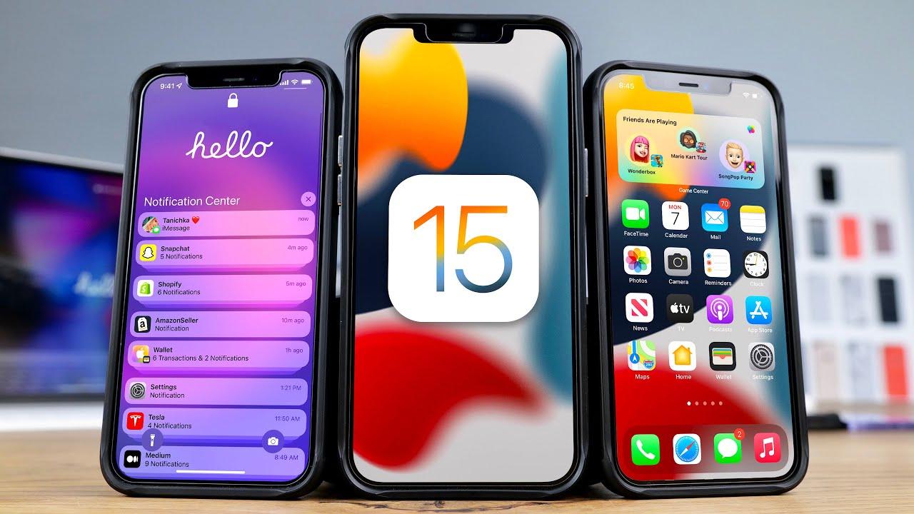 iOS 15: il tasso di installazione va a rilento, secondo gli analisti thumbnail