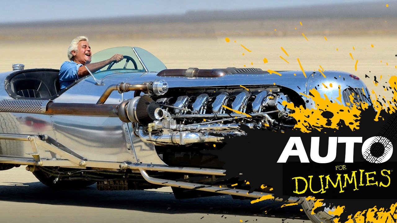 Otto celebrità che non sapevi fossero malate di motori, tra collezionisti e piloti | Auto for Dummies thumbnail