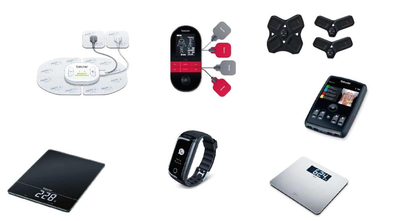 Ecco i prodotti Beurer per il fitness thumbnail