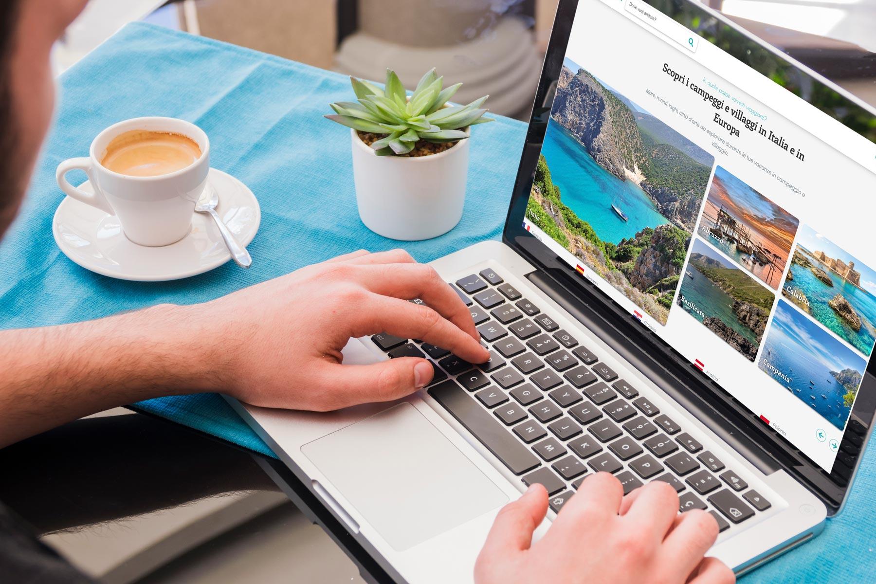 Nuovo boom per il turismo outdoor: i numeri dell'estate 2021 thumbnail