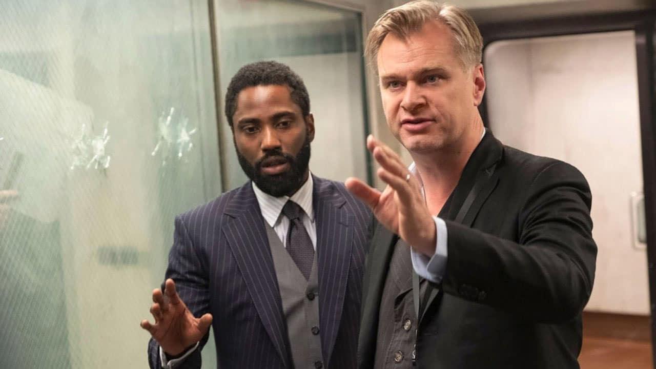 Christopher Nolan al lavoro sul suo nuovo film thumbnail