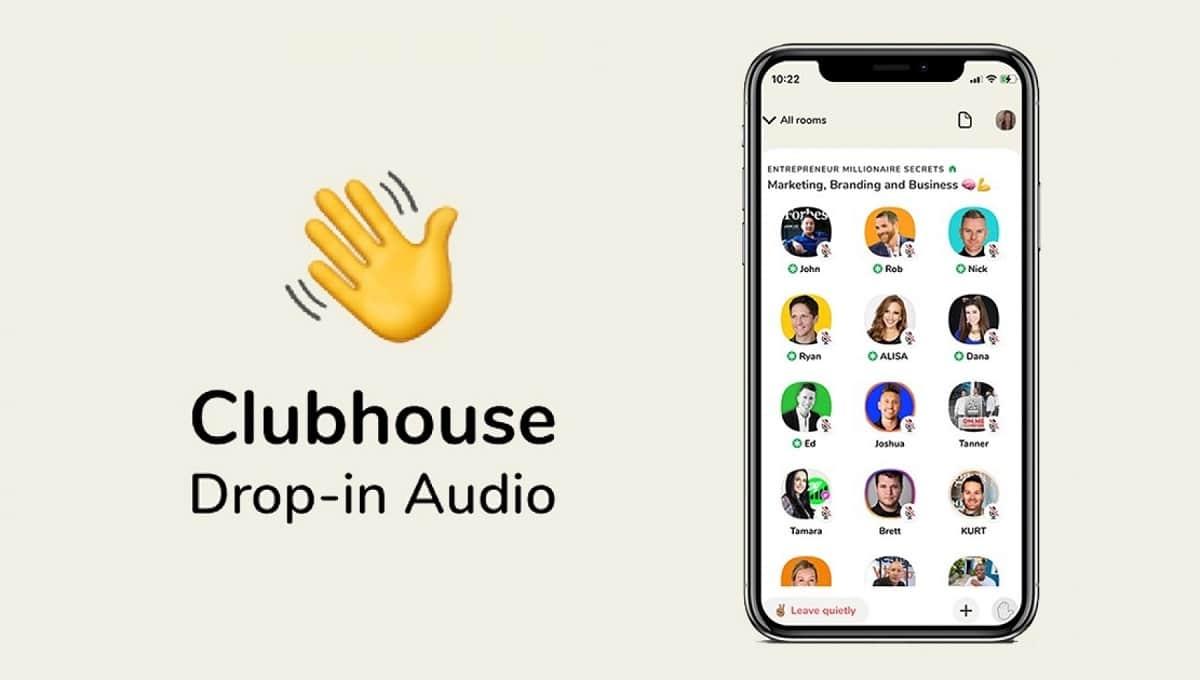 Clubhouse lancia la nuova funzione Wave per la sua app thumbnail