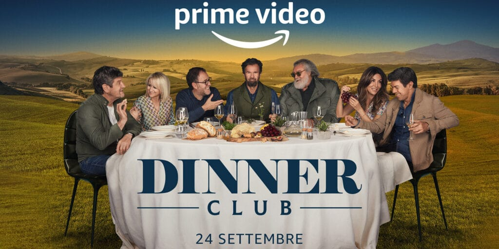 dinner club prime video