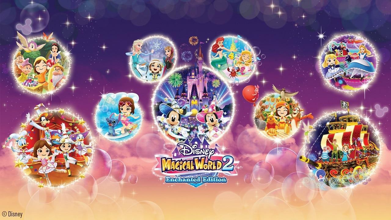 Disney Magical World 2: Enchanted Edition in arrivo su Nintendo Switch thumbnail