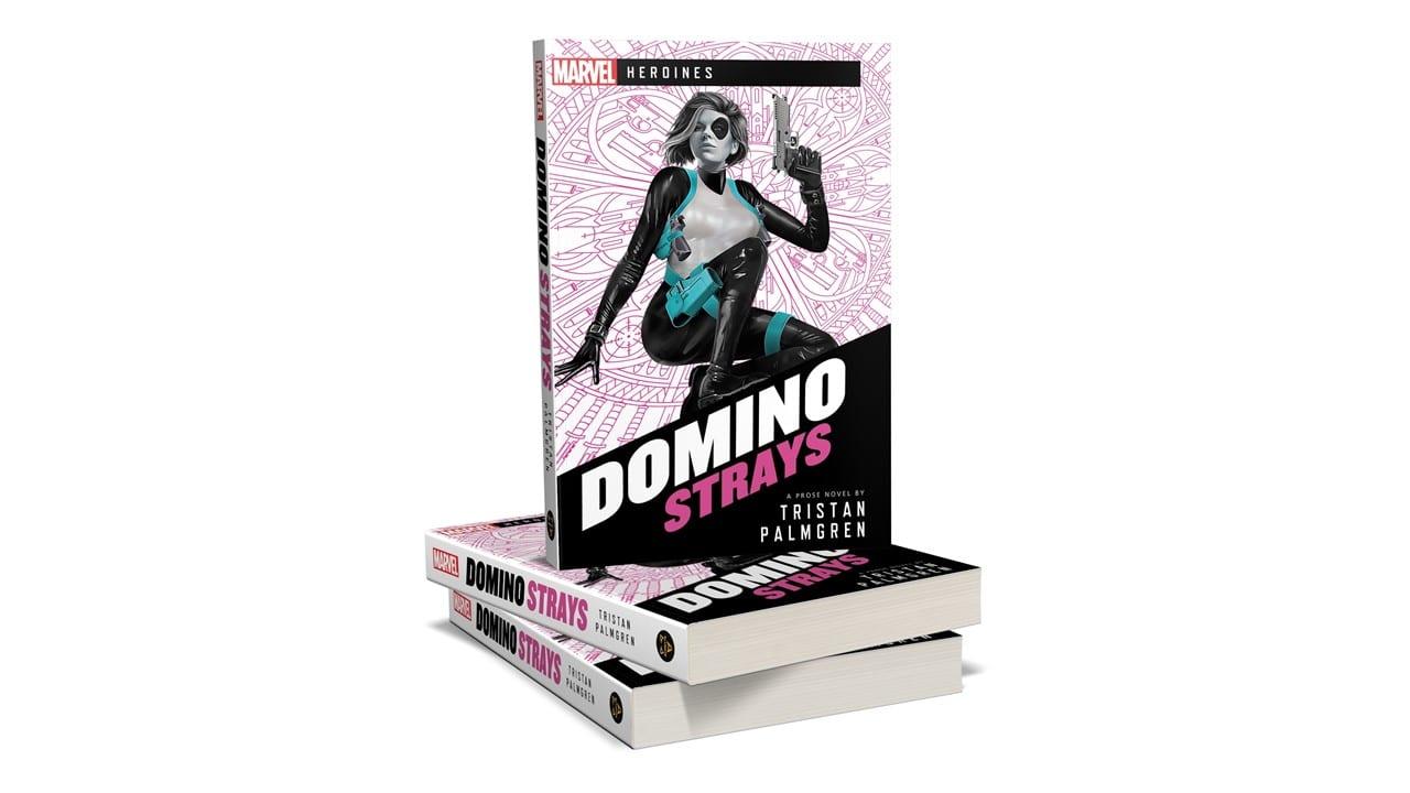 Domino Strays, il primo libro sulle eroine Marvel in collaborazione con Aconyte thumbnail