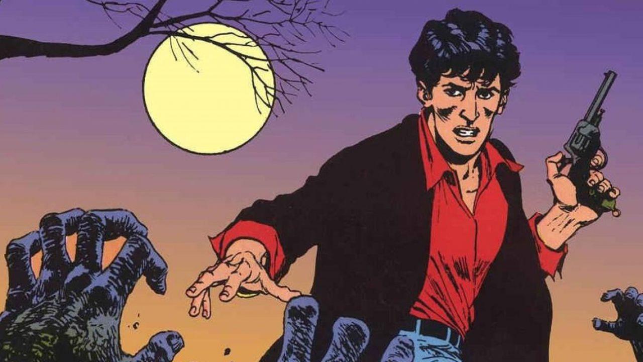 Dylan Dog compie 35 anni: la storia di un fenomeno sociale thumbnail
