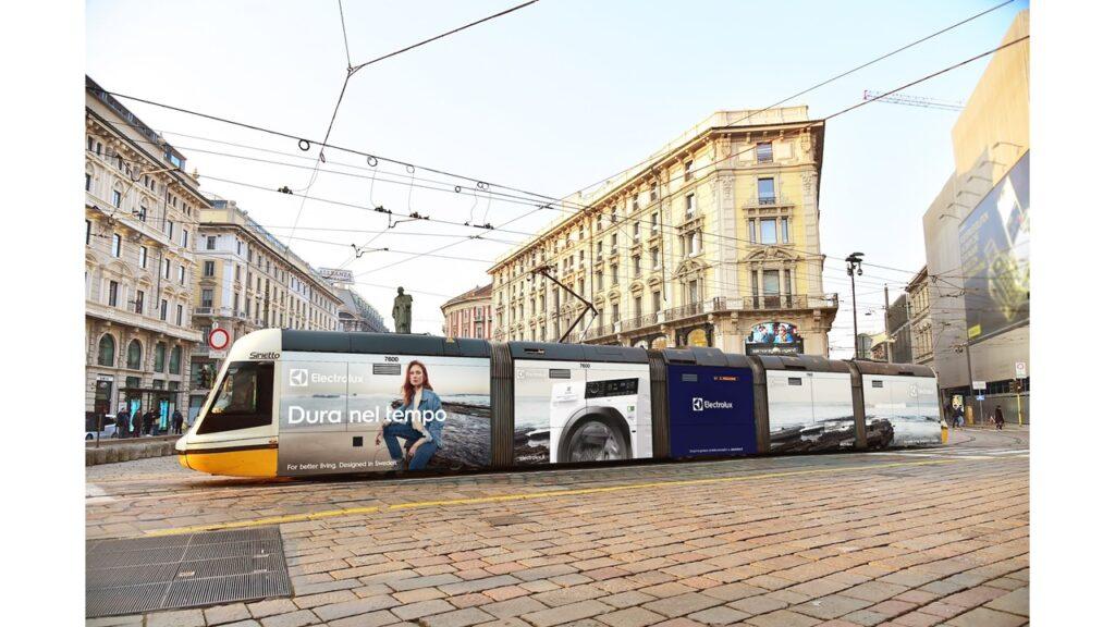 electrolux campagna salone del mobile 2021