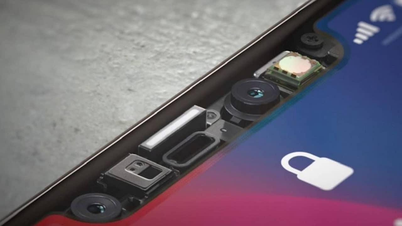 Il Face ID non funziona cambiando lo schermo di iPhone 13 thumbnail