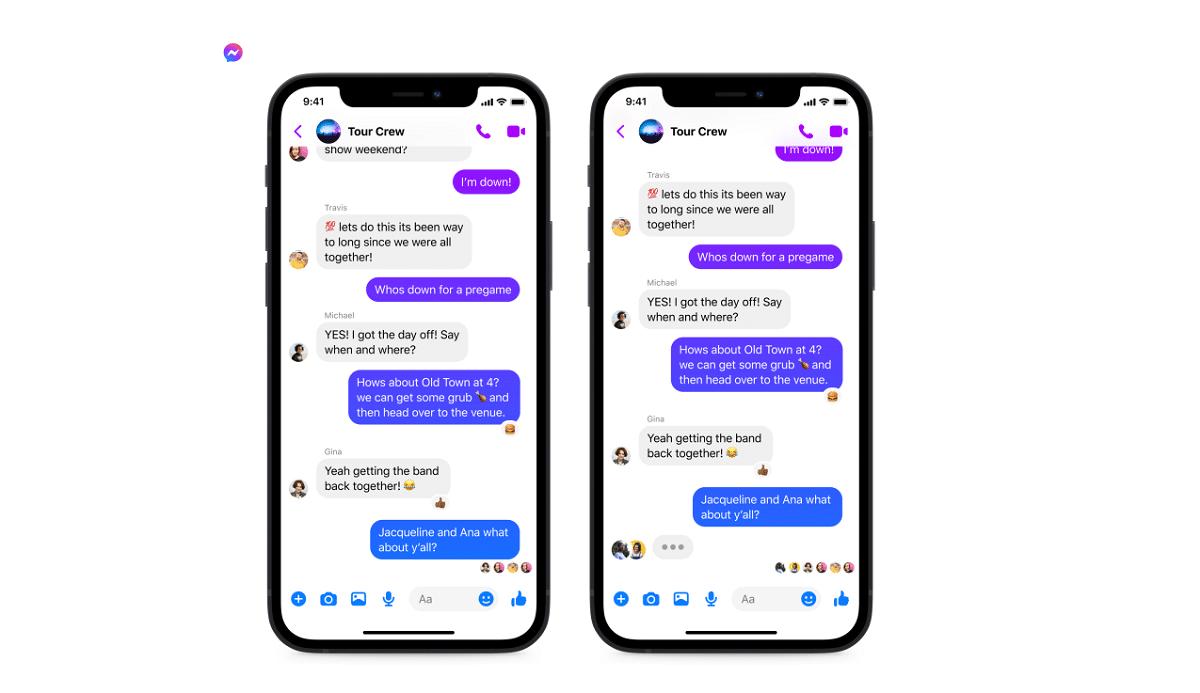 Facebook lancia le chat di gruppo tra utenti Messenger e Instagram thumbnail