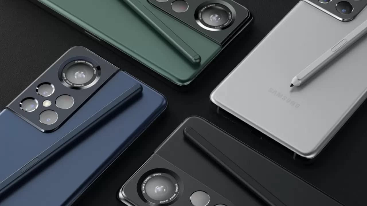 Il Galaxy Note ritorna, ma si chiama Galaxy S22 Ultra thumbnail