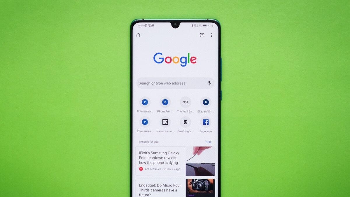 Nuovi Segnalibri e Download su Chrome per Android 12 thumbnail