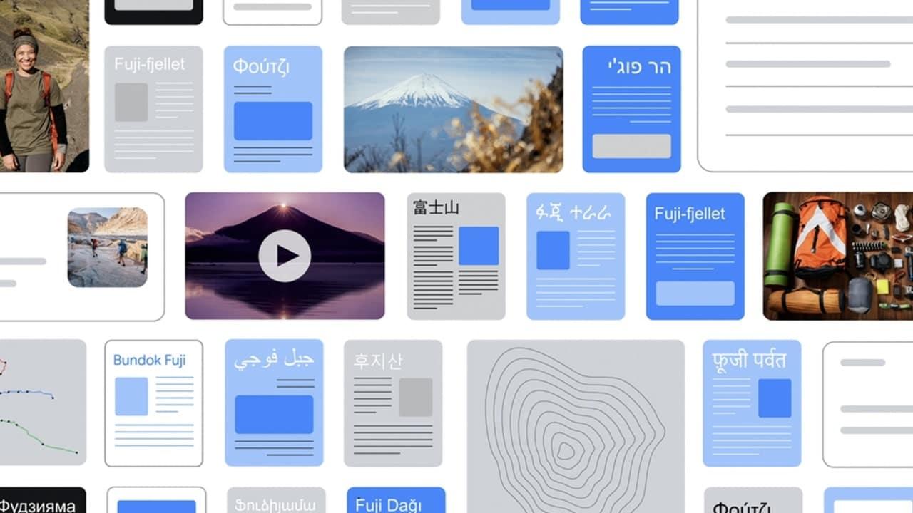 MUM: Google potenzia le ricerche con l'intelligenza artificiale thumbnail