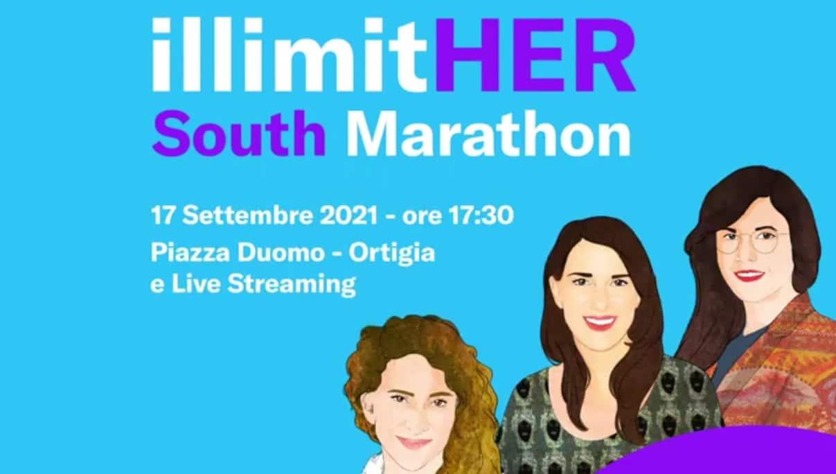 illimitHER South Marathon: appuntamento al 17 settembre thumbnail