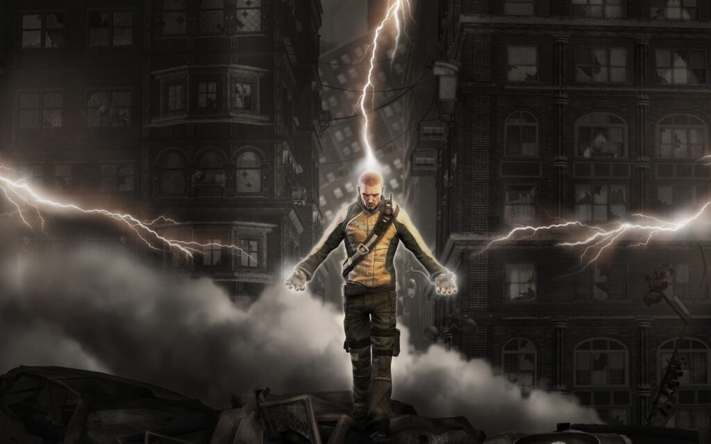 InFamous 4 PlayStation 5
