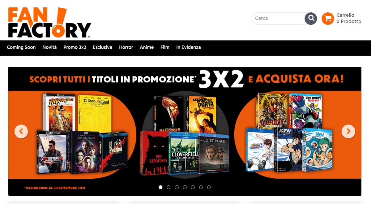 Fan Factory è il nuovo shop ufficiale di Koch Media Italia thumbnail