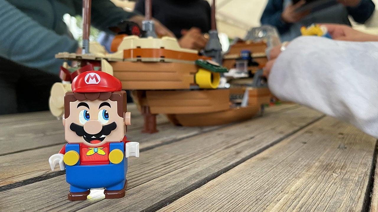 Come ti sconvolgo il team building con LEGO Super Mario thumbnail