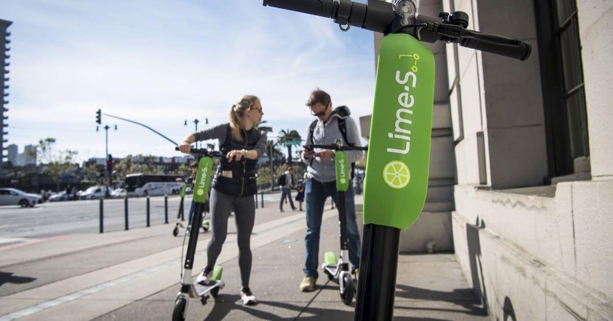 Monopattini e biciclette Lime: ora disponibili anche sull'app Uber a Milano thumbnail