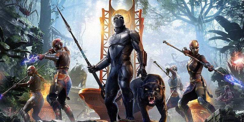 marvel's avengers xbox game pass wakanda