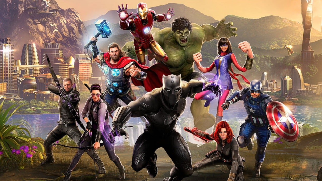 Marvel's Avengers arriva su Xbox Game Pass thumbnail