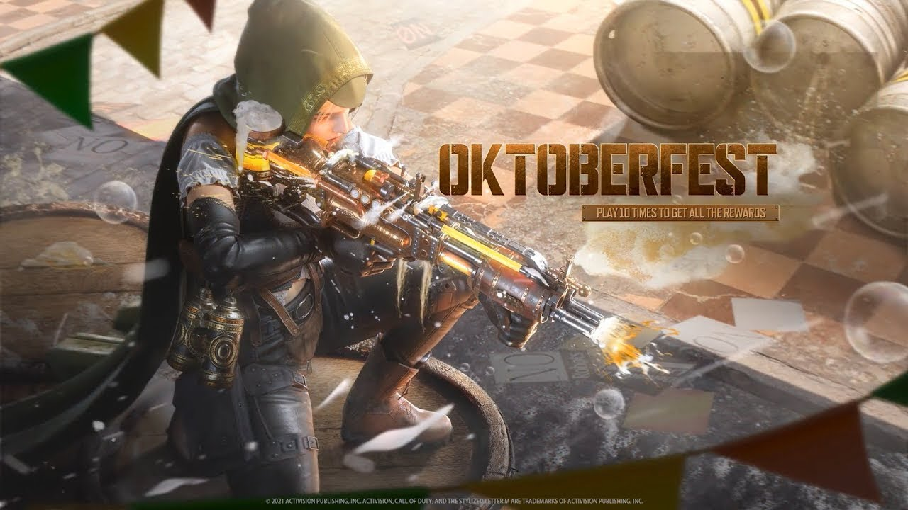 Call of Duty: l'Oktoberfest arriva su Warzone, Cold War e Mobile thumbnail