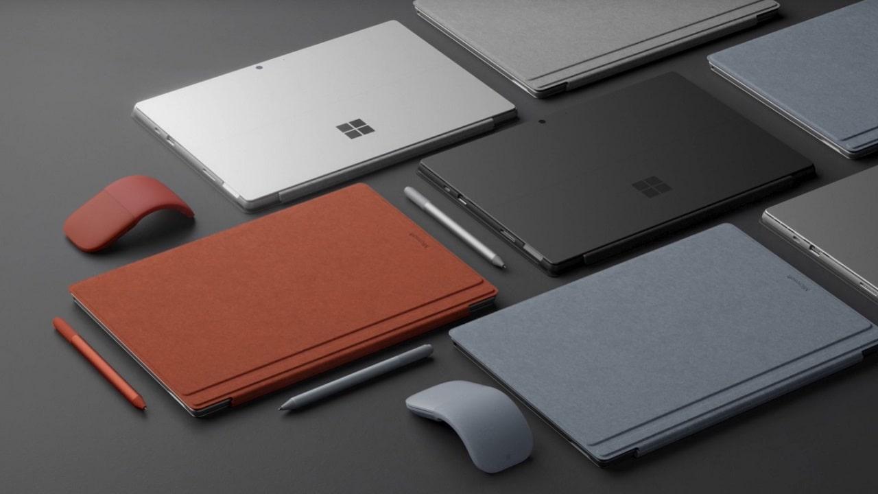 Cosa aspettarsi dall'evento Surface di Microsoft thumbnail