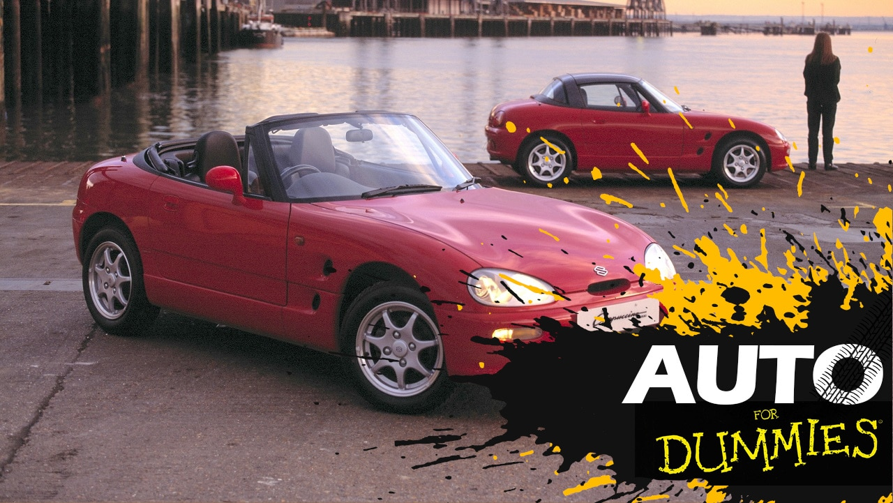 15 automobili con nomi strani, imbarazzanti e impensabili | Auto for Dummies thumbnail
