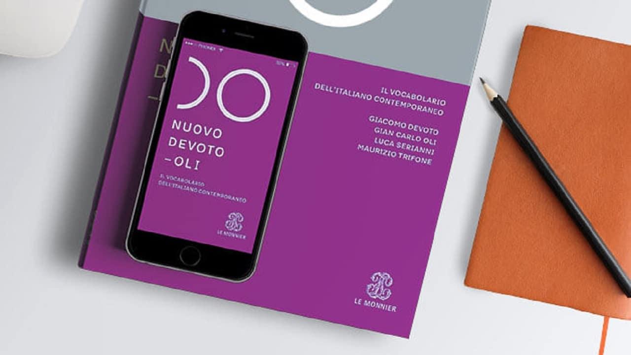 Nuovo Devoto-Oli, il vocabolario dell'italiano contemporaneo thumbnail