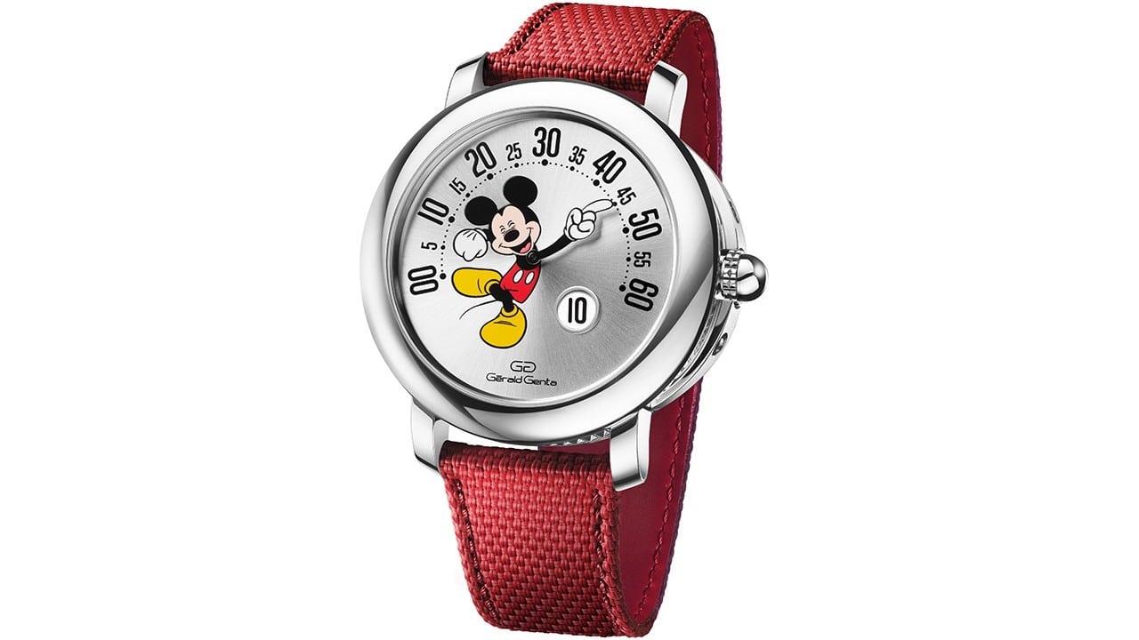 Il nuovo orologio Bulgari ispirato a Mickey Mouse thumbnail