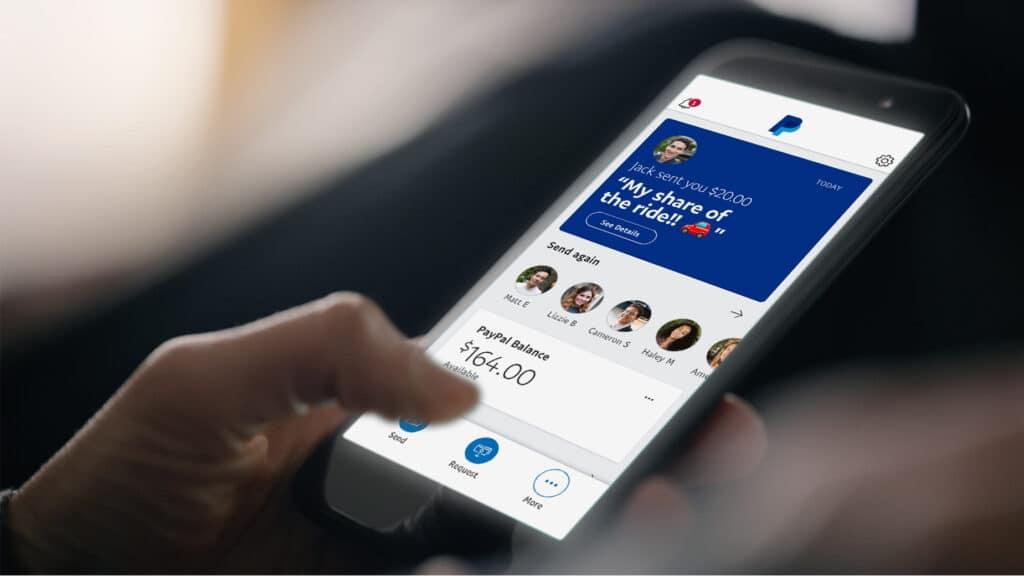 PayPal super app