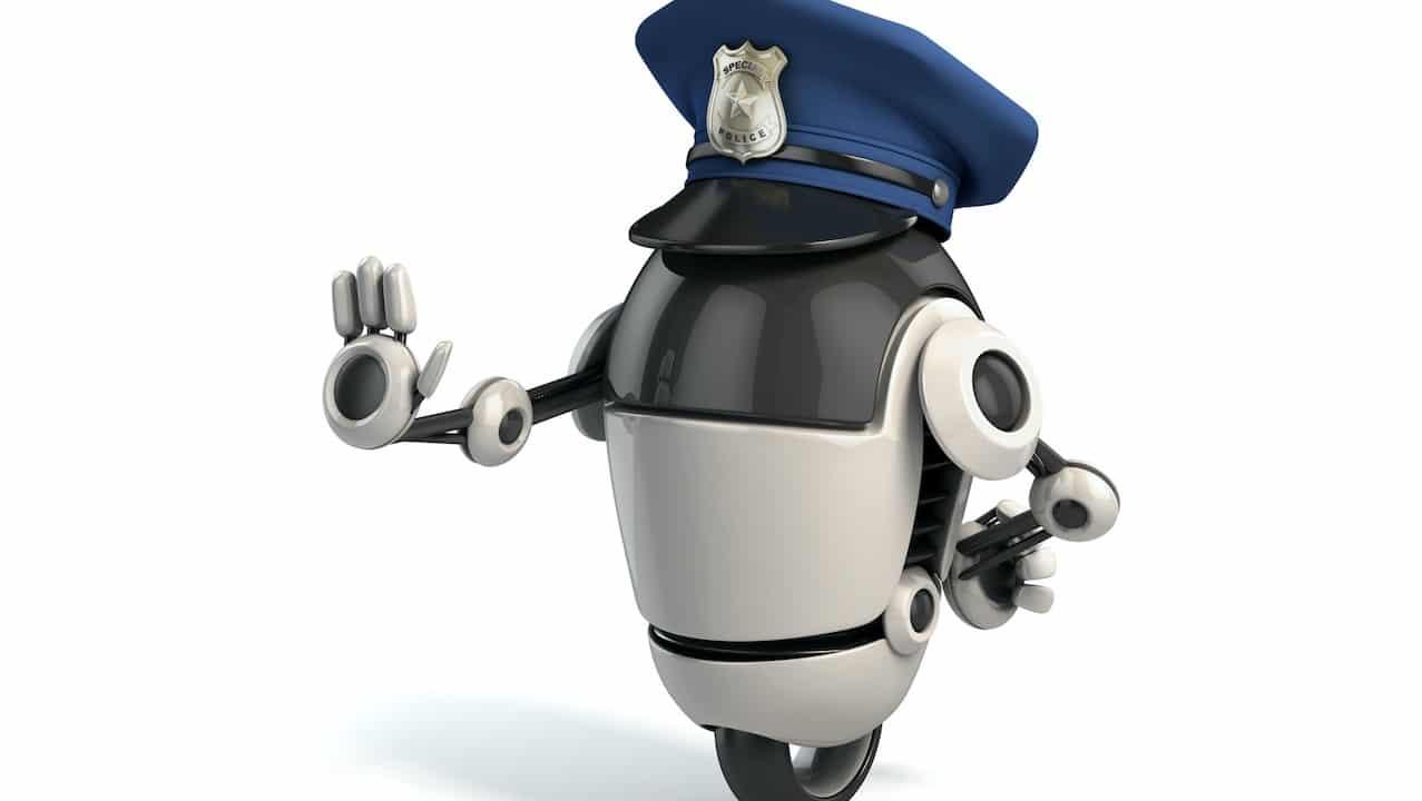 Ecco Xavier, il robot poliziotto di Singapore thumbnail