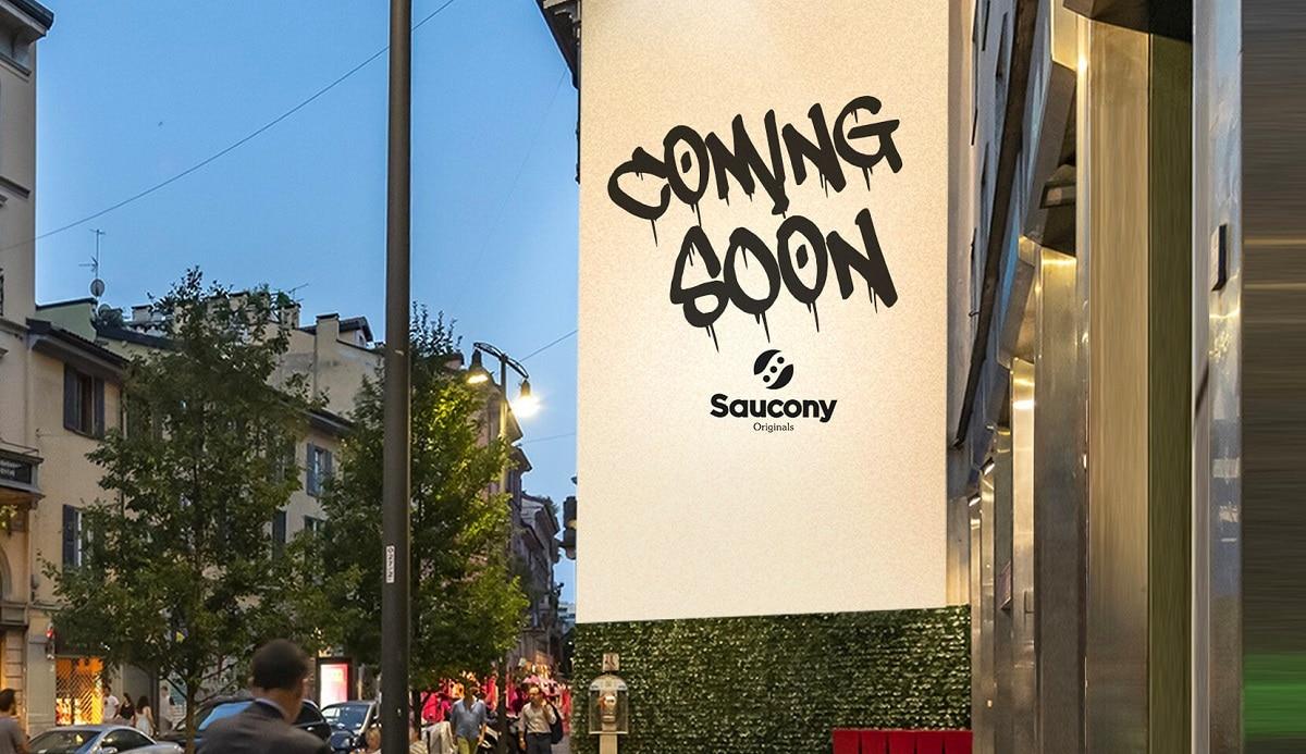 Saucony Originals partecipa alla Milano Design Week thumbnail